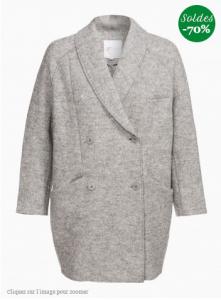 manteau la halle
